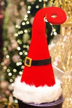 Celebration christmas fur hat #68662