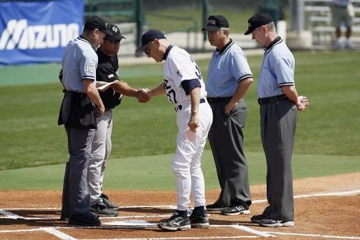 Athletics ballpark baseball coaches #68856