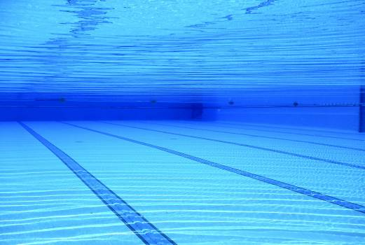 Blue outdoor pool pool swimming pool Free Photo