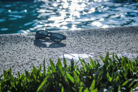Holiday pool sun sunglasses Free Photo