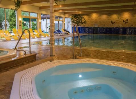 Beautiful hotel leisure luxury Free Photo