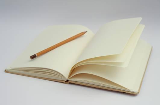 Beginning blank page book ideas #69673