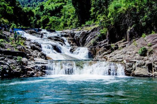 Beautiful cascade environment flow #69703