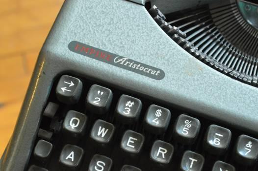 Empire aristocrat keys literature machine Free Photo