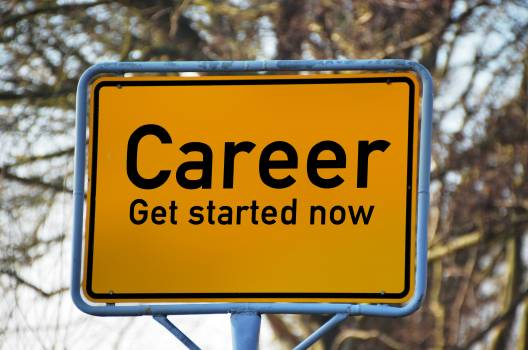 Ascent business career come forward Free Photo