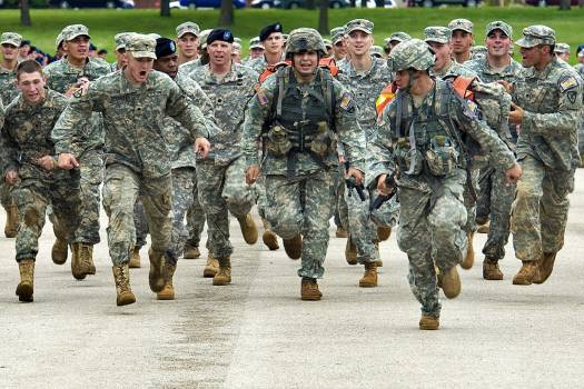 America army challenge determination Free Photo