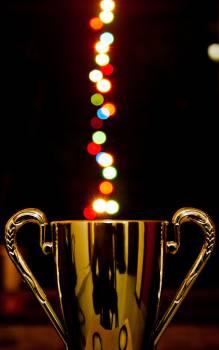 Achievement award bokeh celebration #70650