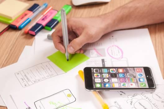 App apple application business Free Photo