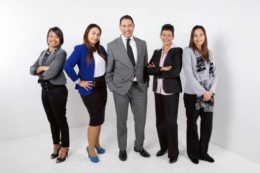 Business businessman businessmen businesswomen Free Photo