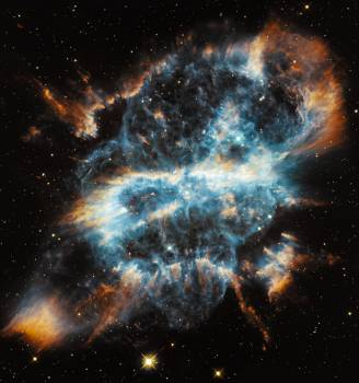 Constellation musca cosmos galaxy hubble Free Photo