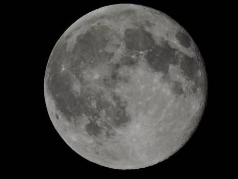 Astronomy full moon moon moonlight Free Photo
