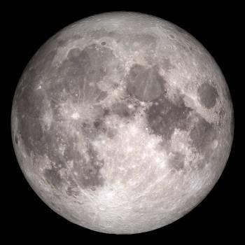 Astronomy bright earth s moon full Free Photo