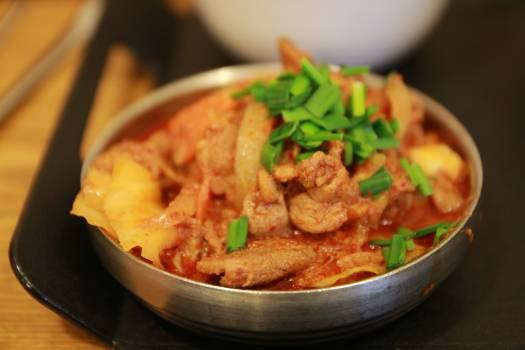 Dinner food korean food lunch #71188