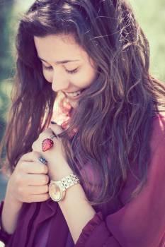 Attractive beautiful brunette cute #72128