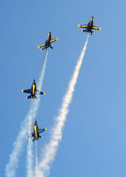 Aerobatics aircraft airplane airshow Free Photo