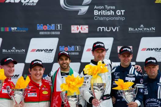 British gt car championship driver #72366