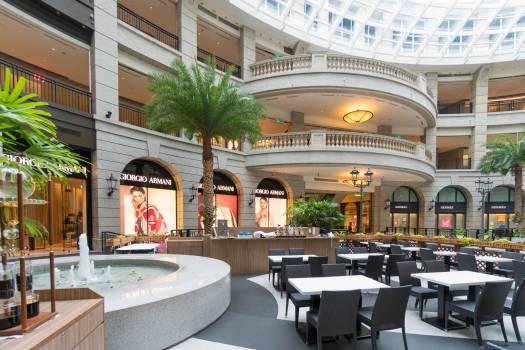 Asia lifestyle mall shopping mall #72412