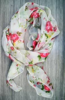 A neckerchief bandana clothing colorful Free Photo