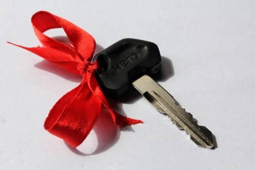 Bike gift hero key #72661