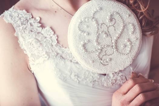 Beads bride celebration deco Free Photo