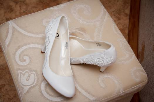 Bride shoes wedding #73610