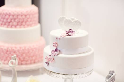 Bakery birthday blur cakes Free Photo
