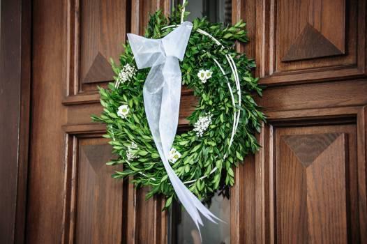 Celebration decoration door entrance #73683