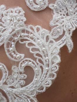 Beads beautiful bridal fashion bride Free Photo