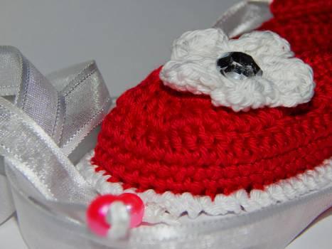 Baby baby shoes cute handmade #73846