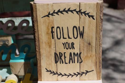 Believe dream follow hippy market #74068