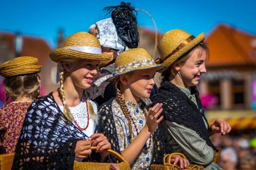 Costume folklore parade schagen #74070