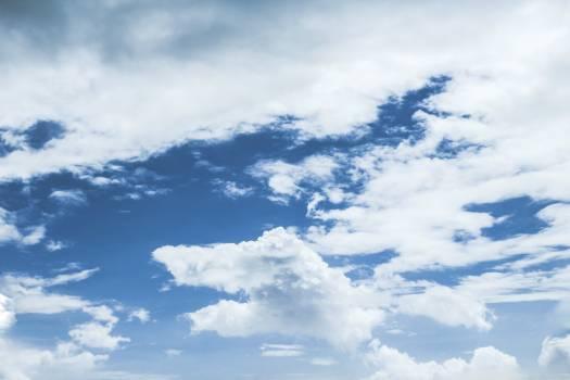 Beach blue blue sky clouds clear Free Photo