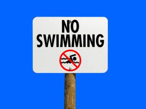Advice blue coast conceptual Free Photo