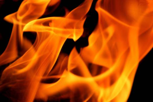 Blazing burn burning fiery #74766