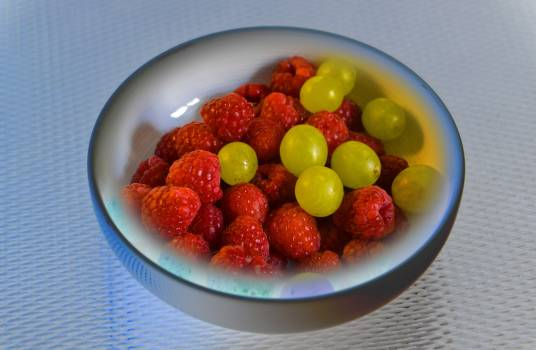 Cold cold dish edited fruit Free Photo