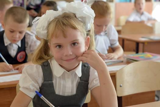 Girl parta schoolboy schoolgirl Free Photo