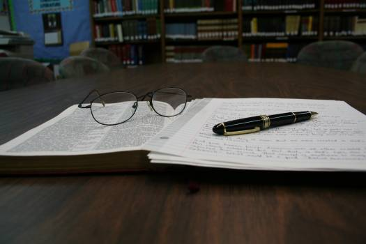 Book composition eyeglasses page #75364