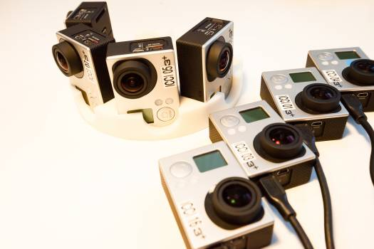 360 grad camera experimental design film school #75479