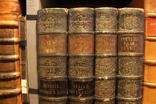 Books bookshelf bookshelves education Free Photo