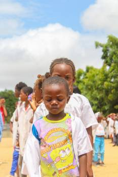 African boy children poverty Free Photo