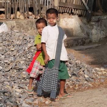 Boys burma children kindergarten #75669