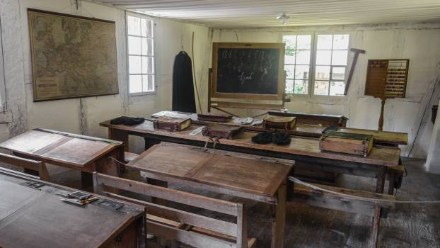 Blackboard classroom curriculum education #75739