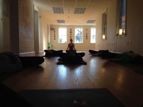 Body calm energy exercise #75859