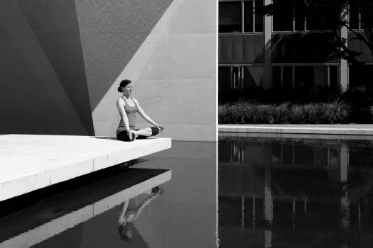 Adult architecture black and white body #75914