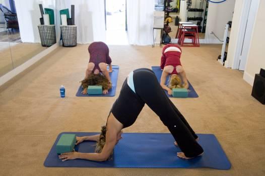 Activity body calm exercise #75934