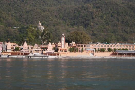 Ashram asia culture destination #76048