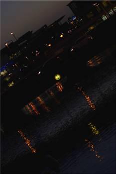 Light Night Silhouette #76131