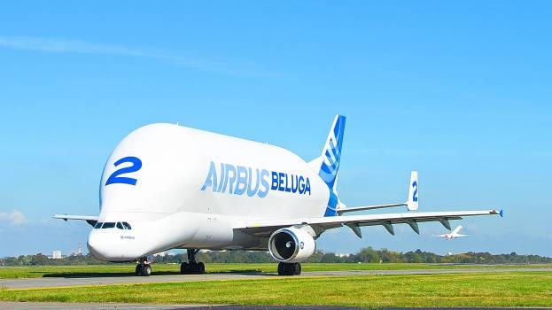 Aeroplane aeroplanes airbus beluga #76220