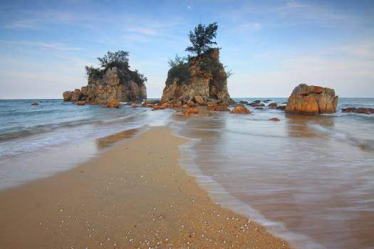 Beach Sea Water #76337