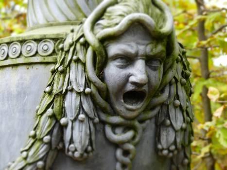 Amphora autumn closed garden schwetzingen #76494